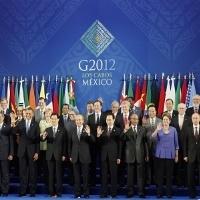 G20(20カ国地域財務大臣中央銀行総裁会議)