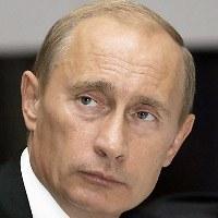 ウラジーミル・プーチンのイメージ画像